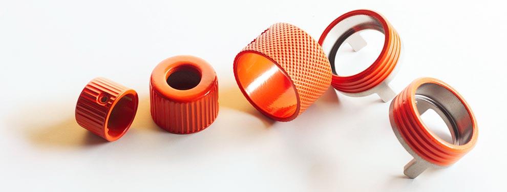 PE Beschichtung Anwendungsgebiete: Verpackungsindustrie, Maschinen- und Anlagenbau, Trinkwasserversorgung